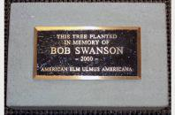 Bronze Plaque # 00055