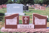 Shafer Companion Monument