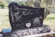 Keller Companion Monument