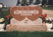 McBee Companion Monument