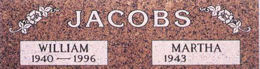 Double Flat Jacobs Marker